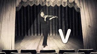 Alphabet Pictures presents letter V, Sesame Street Episode 4314 Sesame Street OSaurus season 43