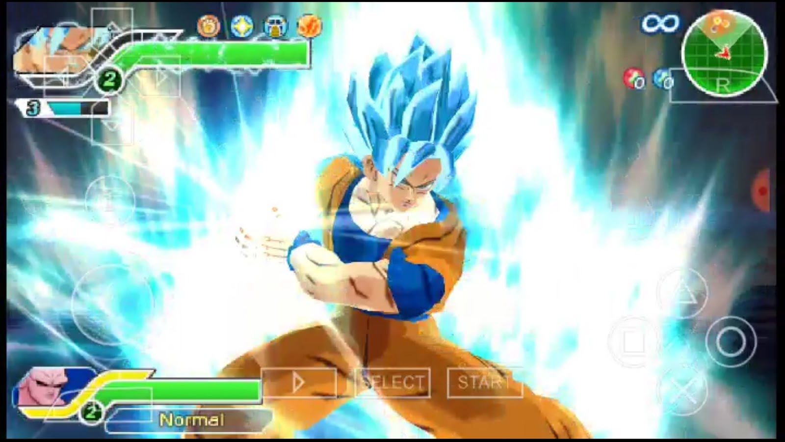DBZ TTT BT-3 Mod Download