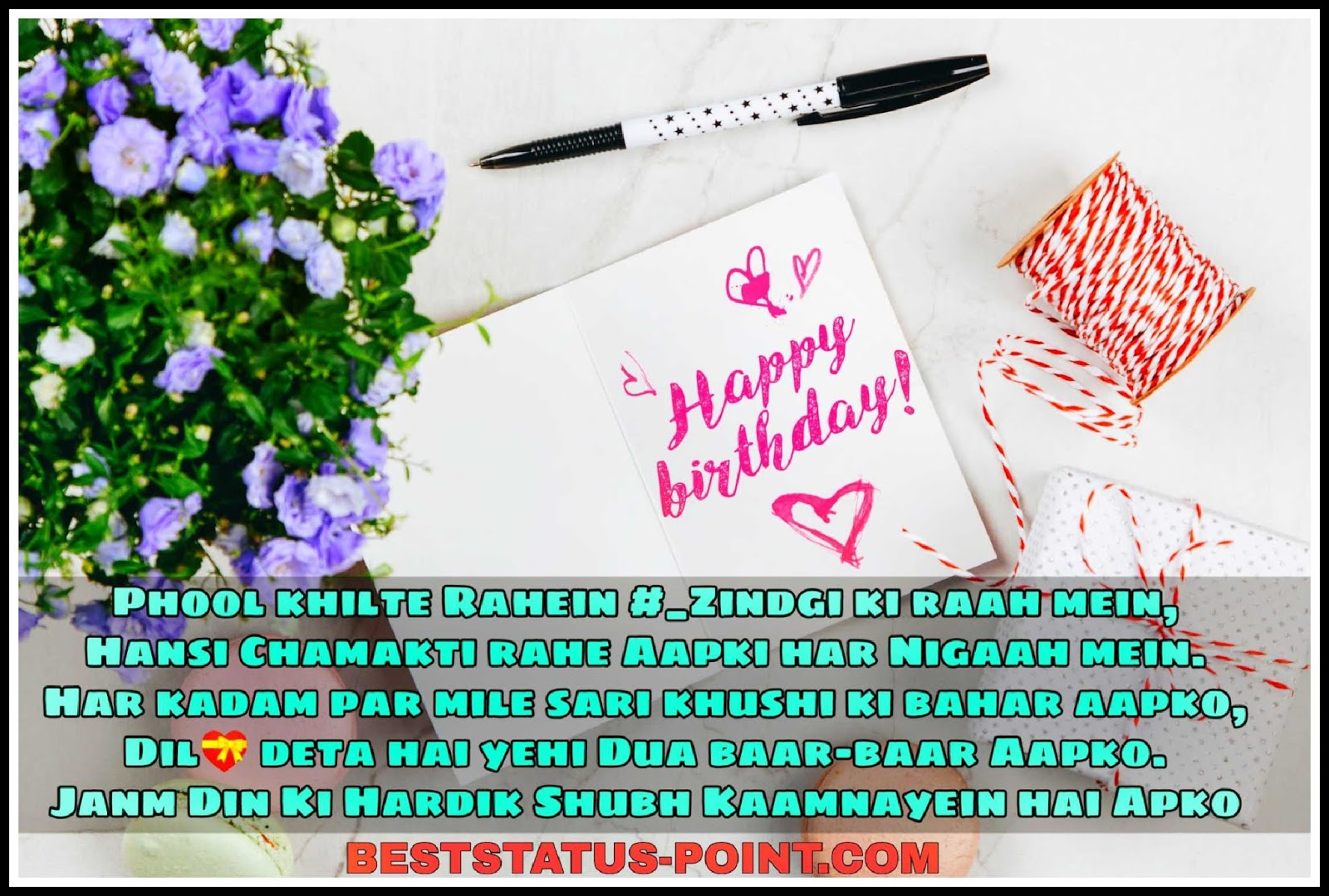 Happy Birthday Wishes 100 Best Quotes And Best Birthday Images In Hindi