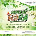 Sunrise Mall Bakal Manjakan Pecinta Flora