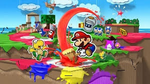Paper Mario Color Splash Game Setup Download