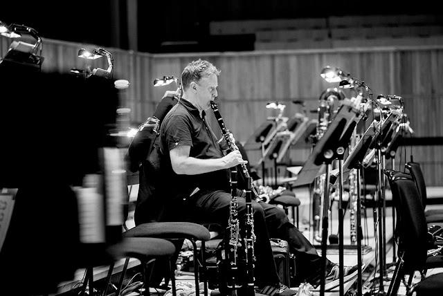 Mark van de Wiel (Photo - Philharmonia Orchestra)