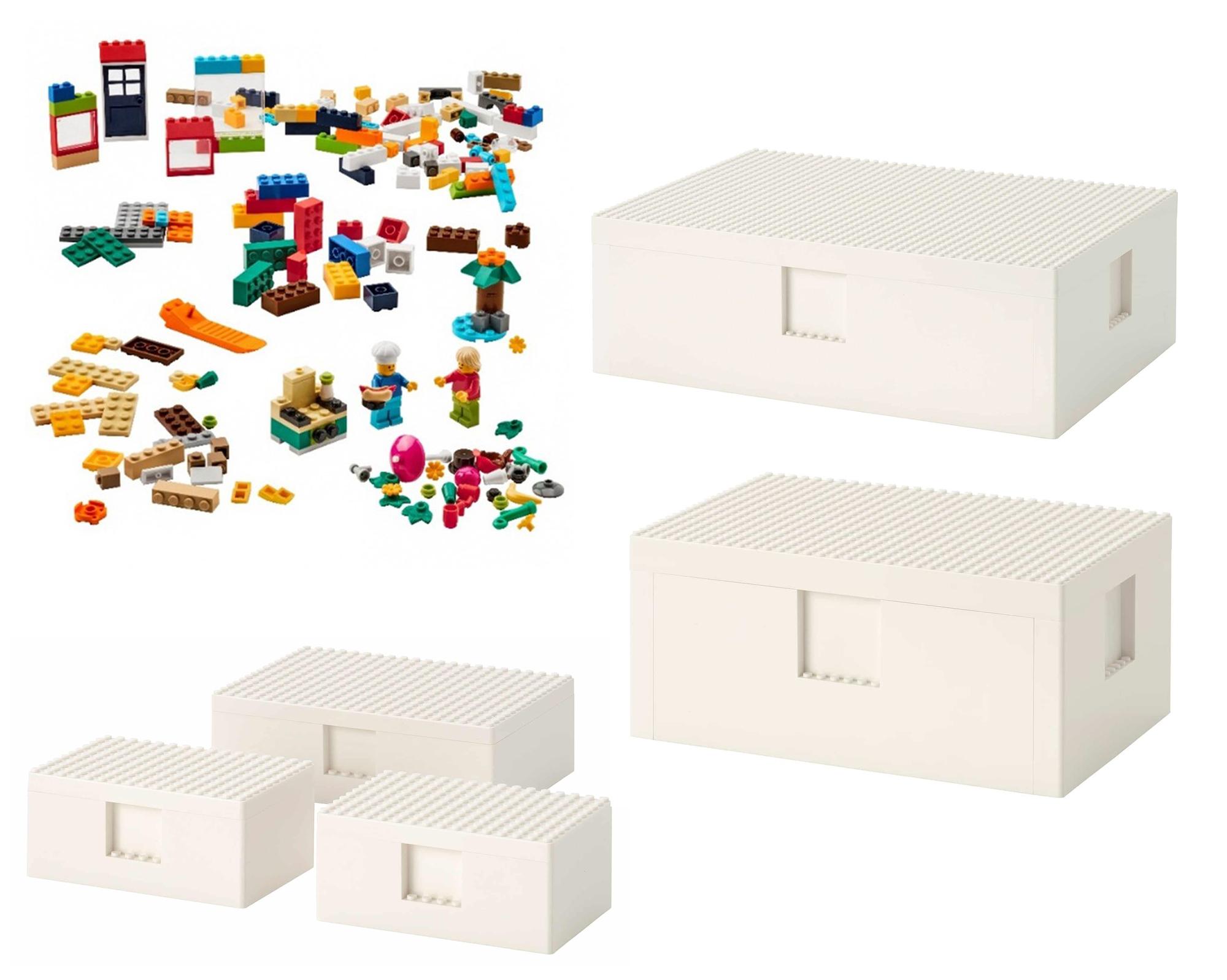 レゴIKEAコラボ収納国内でも2021年2月発売!