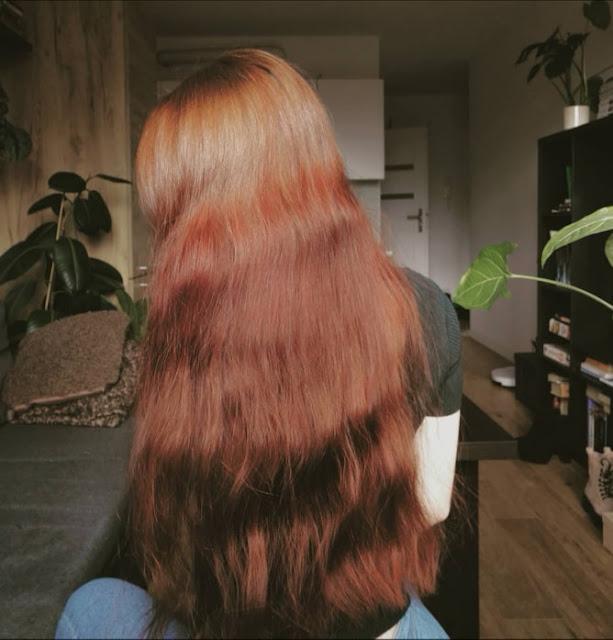 jak farbować włosy henną