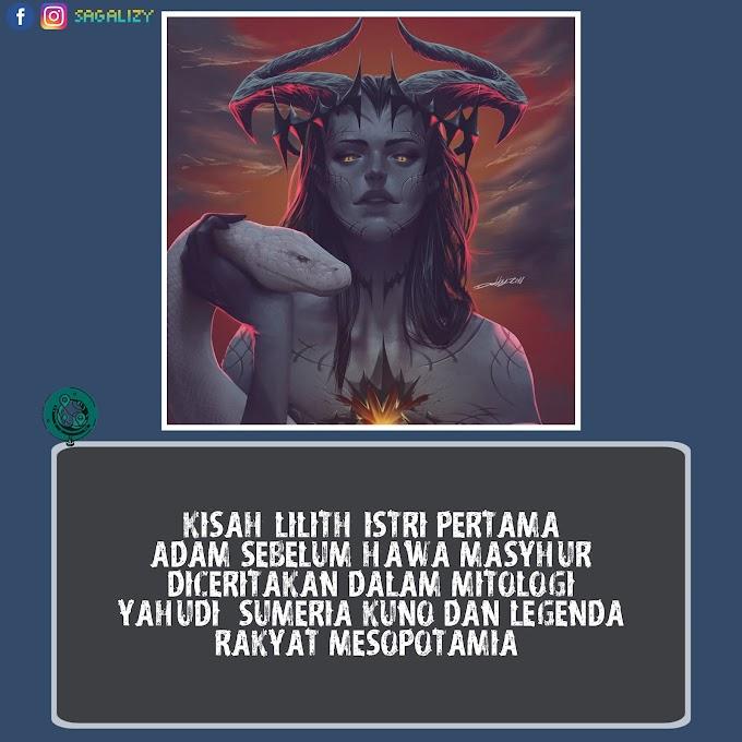 Kisah Lilith Istri Pertama Adam - Kopikenangan.xyz