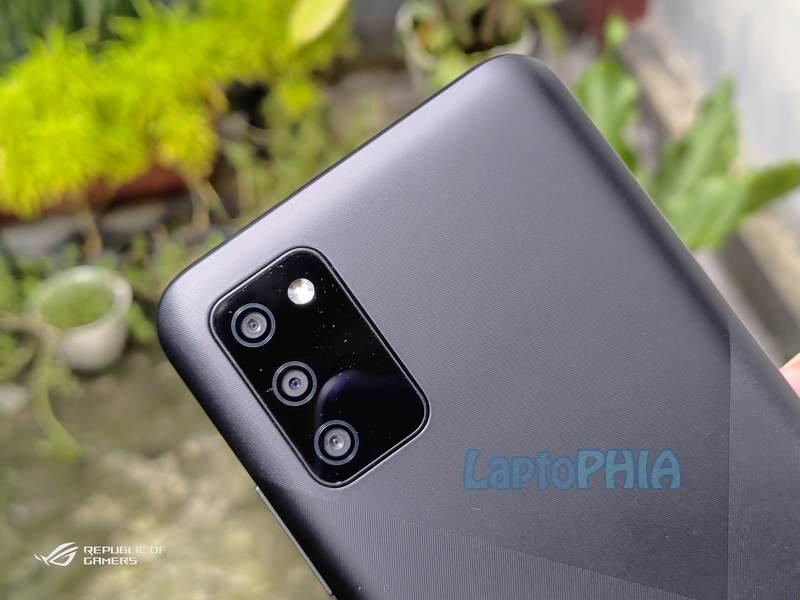 Review Kamera Samsung Galaxy A02s