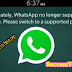 Check Out How To Fix Whatsapp Not Working On Blackberry (BB10) Device