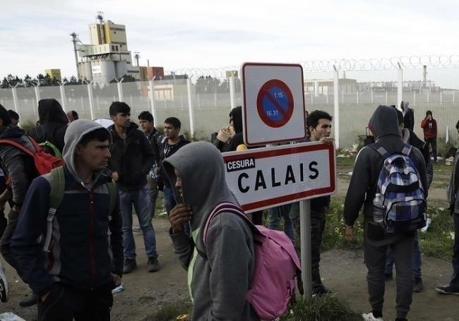 Calais : violente rixe entre migrants Soudanais en plein centre-ville
