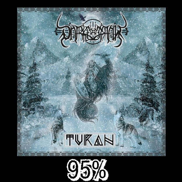 Reviews: Darkestrah – Turan