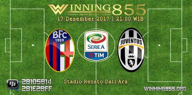 Prediksi Akurat Bologna vs Juventus 17 Desember 2017