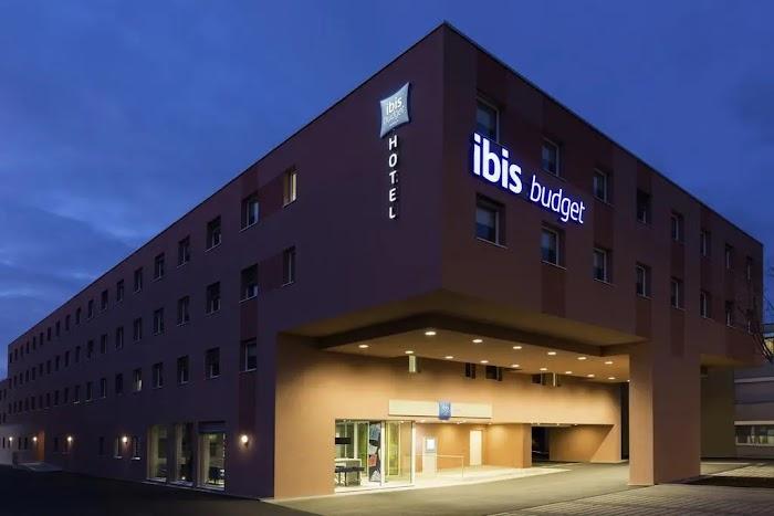 Hotel in Switzerland-ibis budget Zurich