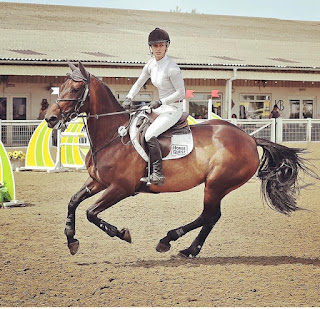 showjumping, showjumper, Bex Mason, horse rider, showjumper rider