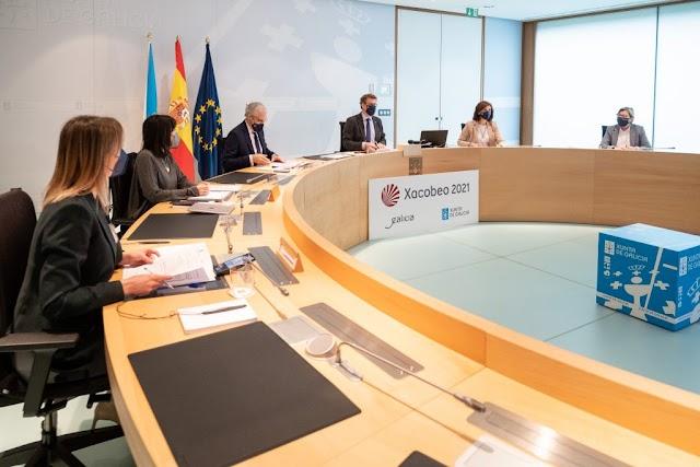 """La Xunta dedica 6,8 millones de euros a ampliar el bono """"Quedamos en Galicia"""" a todas las personas mayores de edad que residan en Galicia"""