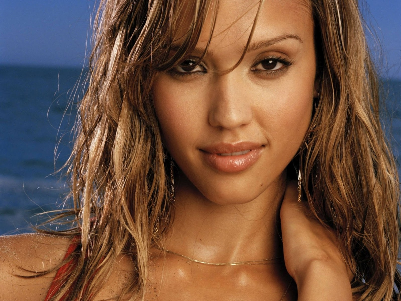 Celebrity Wallpaper: Jessica Alba - A Lady with Attraction.