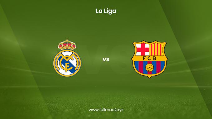 Real Madrid - Barcelona | 10.04.2021 | Full HD izle