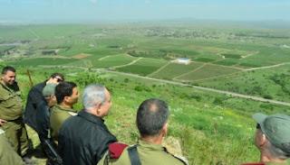 Israel e Síria confronto sempre à vista