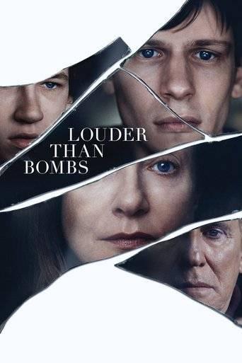 Louder Than Bombs (2015) ταινιες online seires xrysoi greek subs