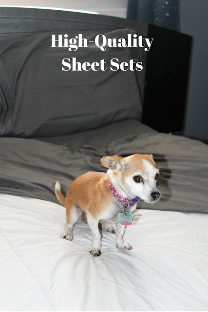 High Quality Sheet Sets, bedding, home, for the home, chihuahua, linen, best,
