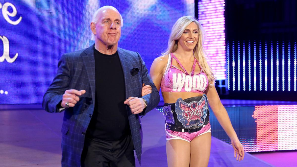 charlotte flair's private photos leaked after paige - wwe zone