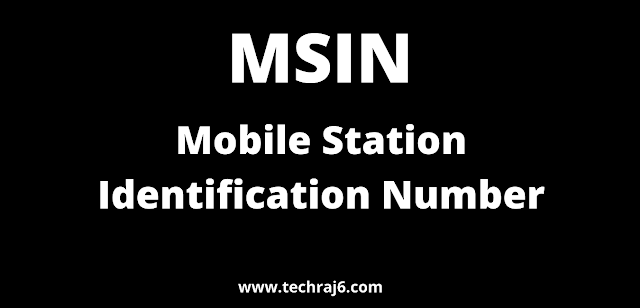 MSIN full form, What is the full form of MSIN