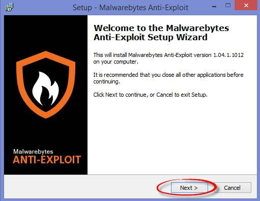 Malwarebytes Anti Exploit Premium -