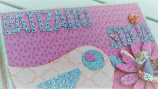 Sizzix | Caixa de Mensagens para batismo