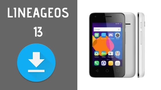 Install LineageOS 13 On Alcatel Pixi 3 3.5 Marshmallow ROM