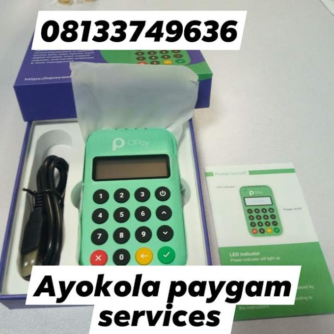 How to get OPay MINI POS Terminal in Nigeria