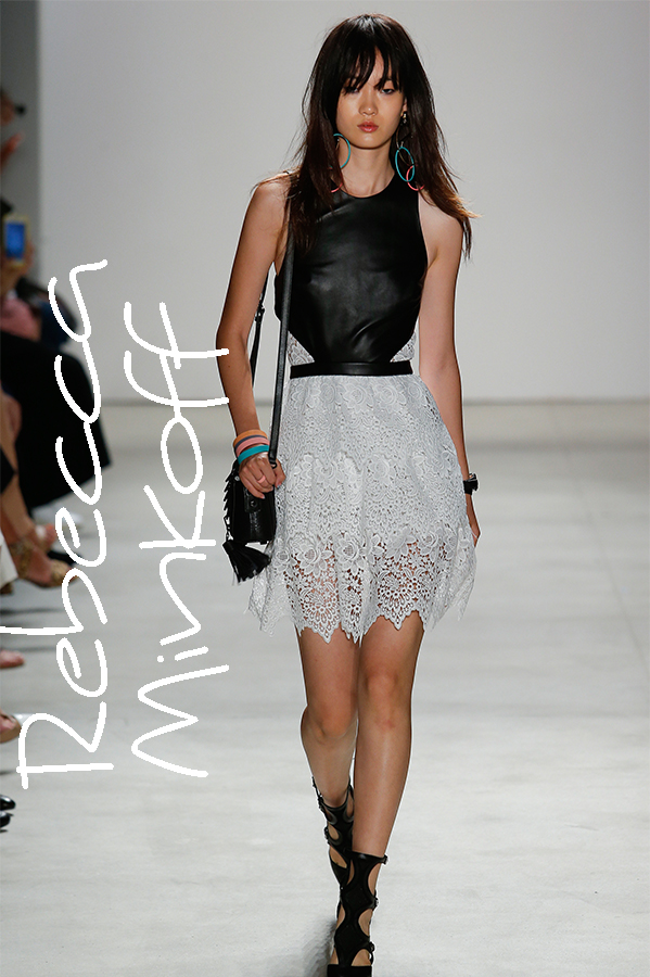 Top Stylish Looks From New York Fashion Week Spring 2016 Stylelista Confessions