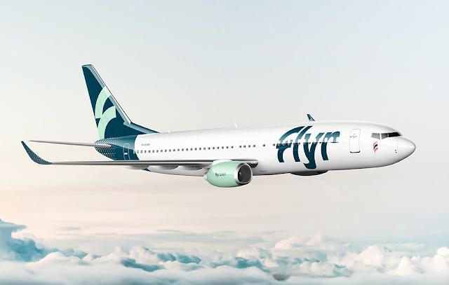 Flyr pone a la venta sus vuelos directos entre Alicante y Oslo