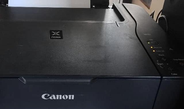 Cara Reset Printer Canon Mp237 (2 Langkah)