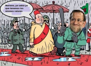 Rajoy y Mohammed VI, dos caras de la misma moneda