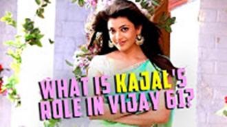 What is #Kajal's role in #Vijay 61?