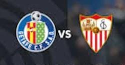 Resultado Getafe vs Sevilla liga 23-8-21