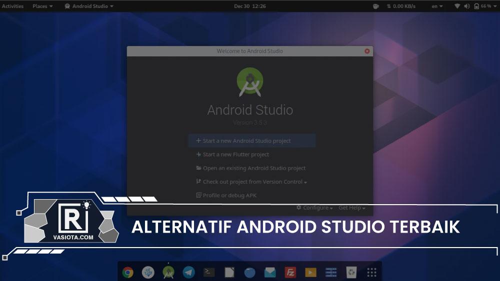 Alternatif Android Studio
