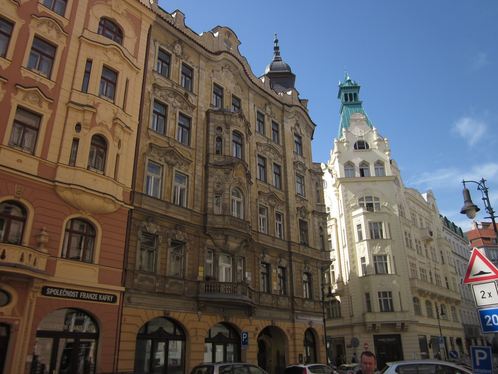 Souvenir Chronicles Prague Part 4 The Jewish Quarter