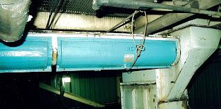 FRP heating panel