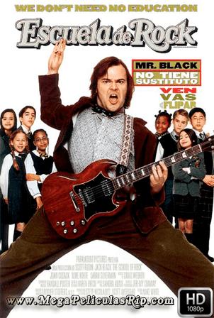 Escuela De Rock 1080p Latino
