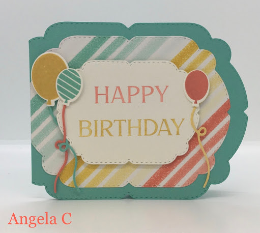 Stampin' Up!, Happiest of Birthdays, www.stampingwithsusan.com, So much Happy, Playing with Pattern, Celebration Labels Dies,