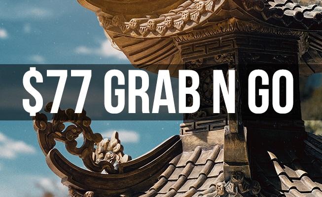 Bonus Forex Tanpa Deposit Etiq Markets $77 - Grab n Go