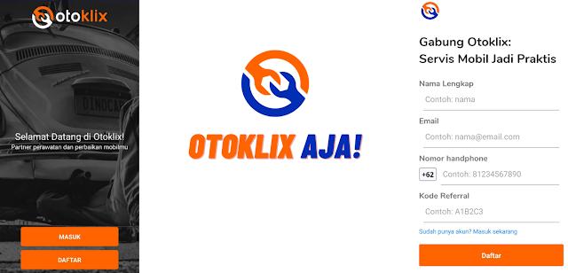 daftar otoklix