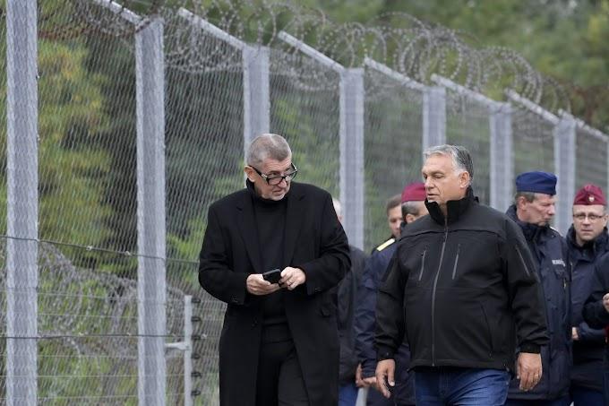 Orbán Viktor: Nőni fog a nyomás a határon