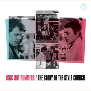 The Style Council - Long Hot Summers: The Story of The Style Council Music Album Reviews