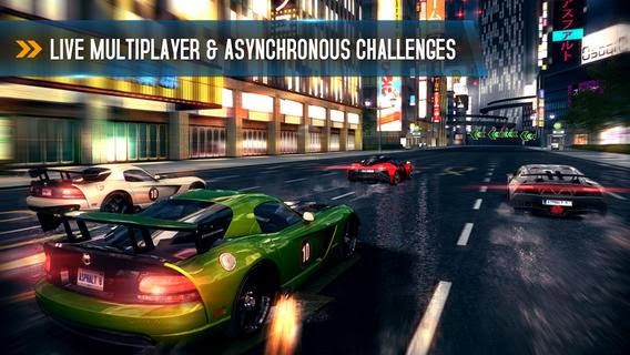 Asphalt-8-Best iPhone And Ipad game online