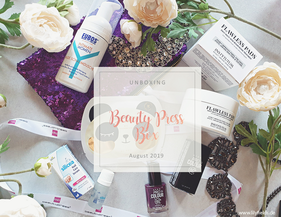 beautypress News - Box - August 2019