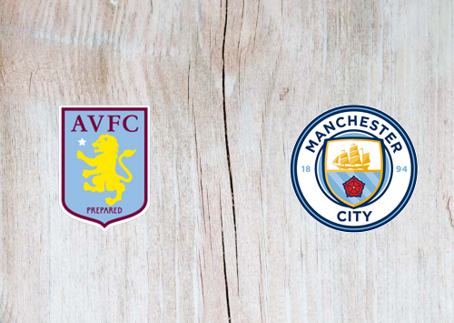 Aston Villa Vs Manchester City Full Match Highlights 12