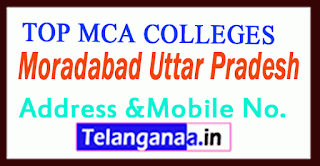 Top MCA Colleges in Moradabad Uttar Pradesh