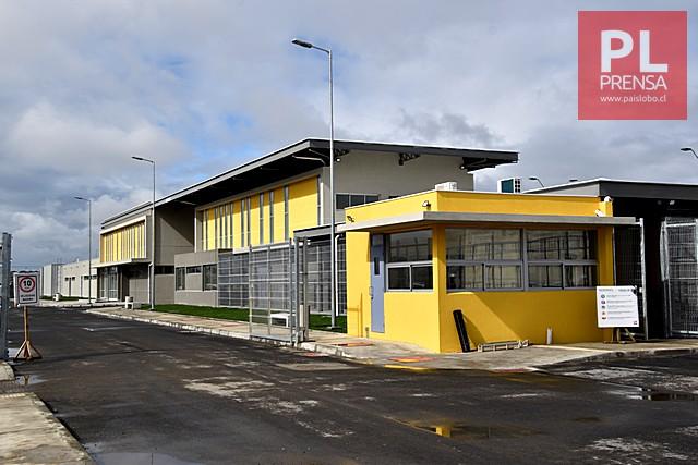 Centro Cerrado de Sename