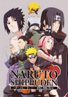 Naruto Shippuden - 6ª Temporada Completa Desenhos Torrent Download capa