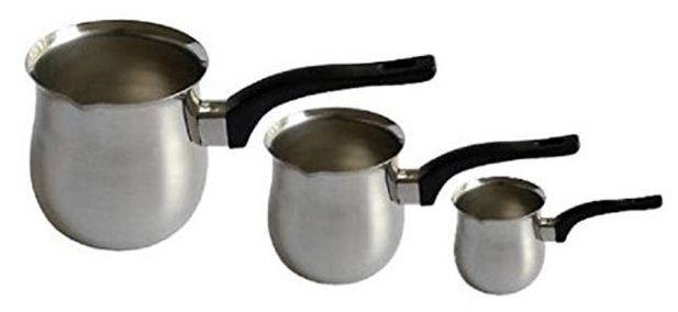 Stainless Steel Coffee Warmer Set